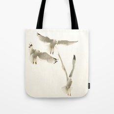 Beautiful Flight Tote Bag