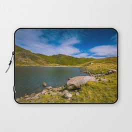When time stops - Snowdonia, Wales Laptop Sleeve