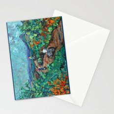 Mountain Trail Stationery Cards