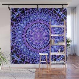 Beads of Light Mandala Wall Mural