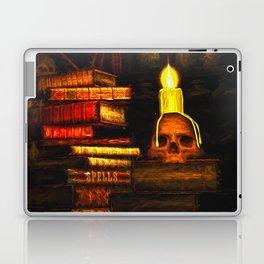 Books Of Magic Laptop & iPad Skin
