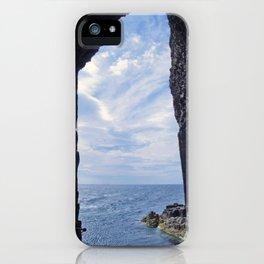 Uamh Bhinn iPhone Case