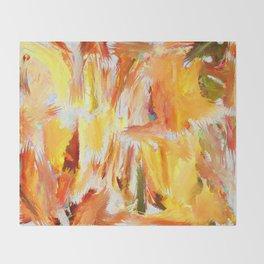 Design - Splash of Color Throw Blanket
