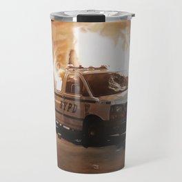 Breaking of Travel Mug