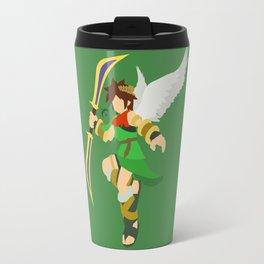 Pit(Smash)Green Travel Mug