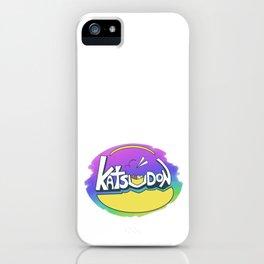 Katsudon iPhone Case