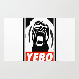 YEBO WARRIOR Rug