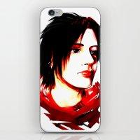 selfie iPhone & iPod Skins featuring Selfie by Sabuchan
