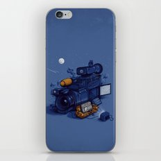 Movie Break iPhone & iPod Skin