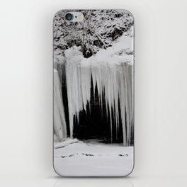 Snow Cave iPhone Skin