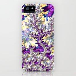 Hallucinatory Fractal iPhone Case