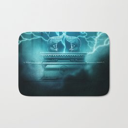 The Ark of the Covenant Bath Mat