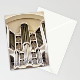 Orgel Stationery Cards