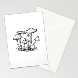 Hongos Stationery Cards