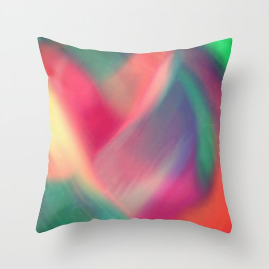 Enlightened Heart Throw Pillow