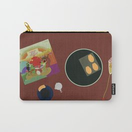 attila marcel Carry-All Pouch