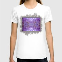 randy c T-shirts featuring Mingus Randy Abstract by JMcCombie