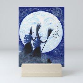 Conjuring Constellations Mini Art Print