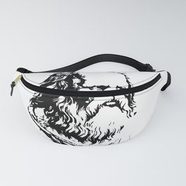Wine Is God's Greatest Gift | Plato Fanny Pack