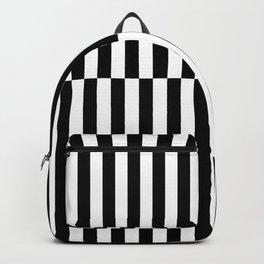 OPTIC ILLUSIONS (BLACK-WHITE) Backpack