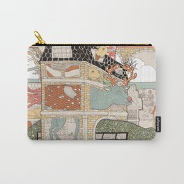 City of animamaly Carry-All Pouch