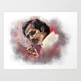 Pablo Escobar Art Print