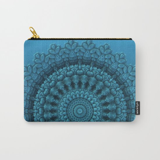 Mandala for the Masses Carry-All Pouch