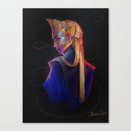 Elderling Canvas Print