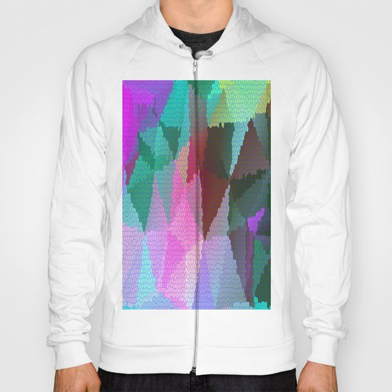 Stained Glass 3 Hoody