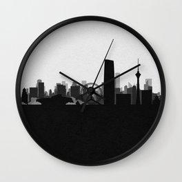 City Skylines: Tianjin Wall Clock