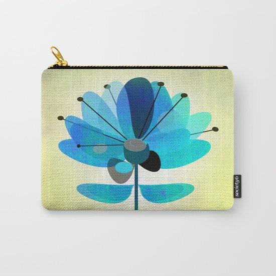 Die Blaue Blume Carry-All Pouch