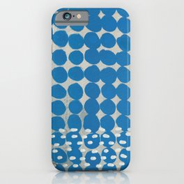 Dot and Dash iPhone Case