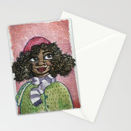People 003 Stationery Cards