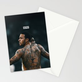 Memphis Depay Stationery Cards
