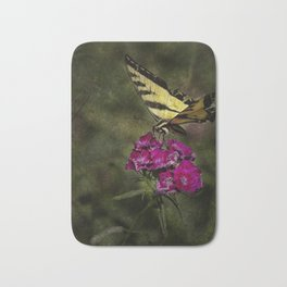 Ragged Wings Bath Mat