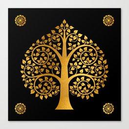 Bodhi Tree0110 Canvas Print