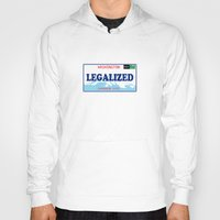 washington Hoodies featuring WASHINGTON by Jayrosco