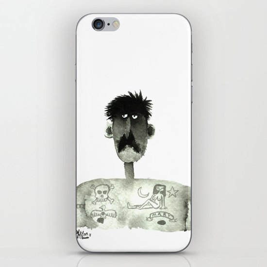 Remember Mary iPhone & iPod Skin