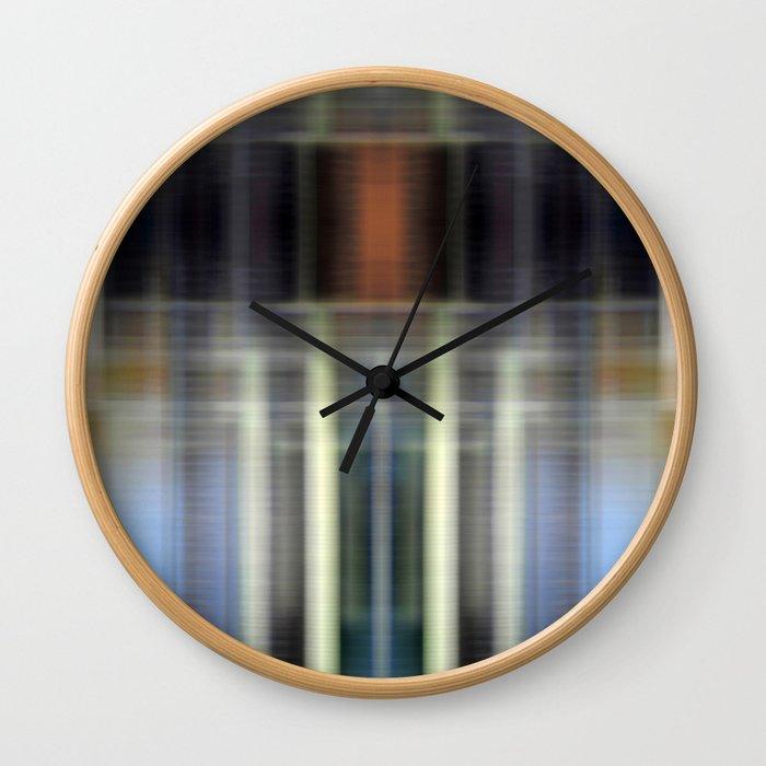 Abstract Moments 2 Wall Clock