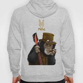 Rockers of the apes Hoody