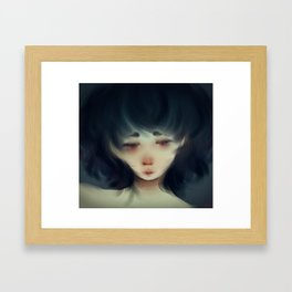 Stress Framed Art Print