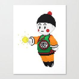 Chaozu from Dragon Ball Z Canvas Print
