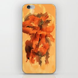 Herbsttag iPhone Skin
