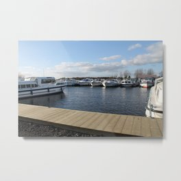 The Broads Metal Print