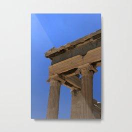 Athens XVII Metal Print