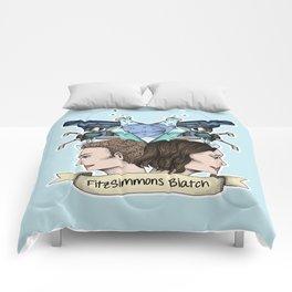 FitzSimmons Biatch Comforters