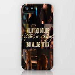 Clace iPhone Case