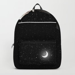 Starry Night Reflection Backpack