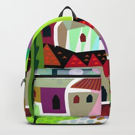 Hadrian's Malibu Castle Backpack