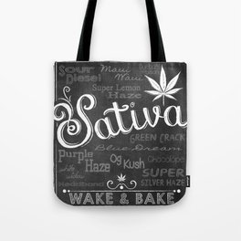 Sweet Sativas Tote Bag